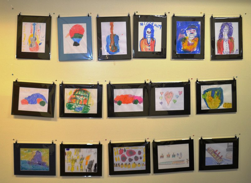 Gateway clients have been busy creating amazing artwork